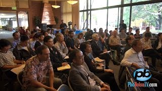 Học giả quốc tế nói chuyện biển Đông ở đại học Mỹ