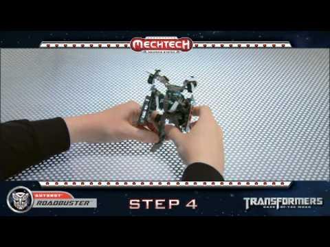 Roadbuster Transformers Movie