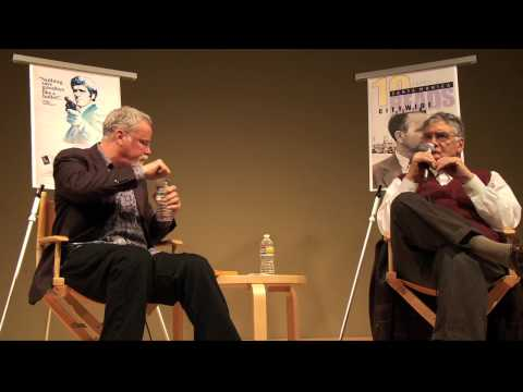 THE LONG GOODBYE Elliott Gould discusses the film with Michael Connelly.mov