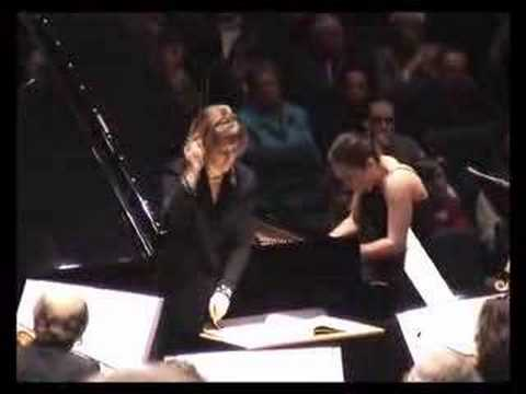 Daria van den Bercken plays the Clara Schumann Concerto