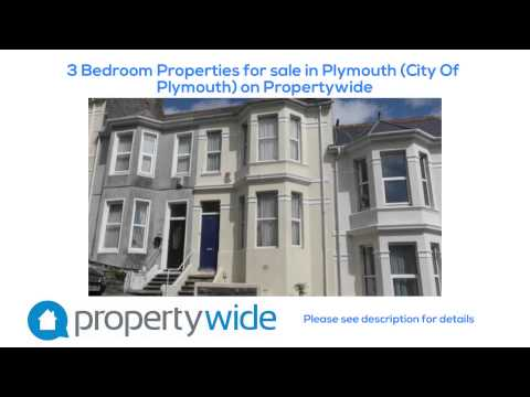 3 Bedroom Properties for sale in Plymouth (City Of Plymouth) on Propertywide
