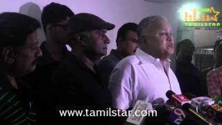 Celebrities paid homage to K Balachander Clip 4