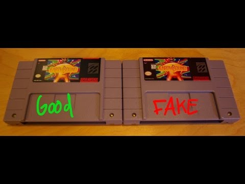 30 Fake Earthbound Carts on Ebay - Completely Unnecessary Podcast