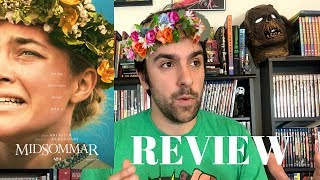 MIDSOMMAR (2019) Spoiler-free Review and Discussion
