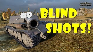 World of Tanks - Funny Moments | BLIND SHOTS! #14