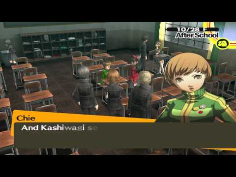 Persona 4 Undub   The School Cultural Festival  1 2 
