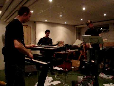 Øveaften i 'Jan Birk Band Uden Jan' #2
