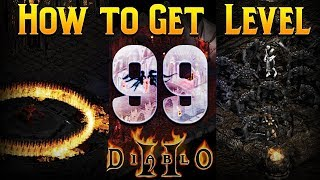 How to get level 99 Fast - Diablo 2