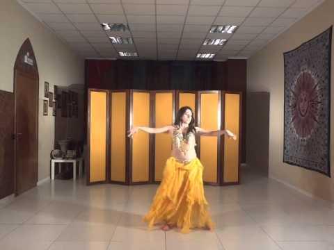 Assolo Ilaria Stasuzzo (Leila) – Danza Orientale