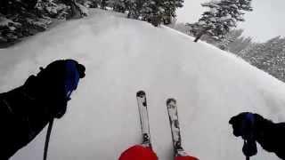 Aspen Snowmass, Colorado Skiing 2015 - GoPro HERO3+