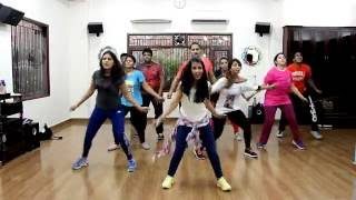 Na Na Na Zumba Fitness Choreography |Bollywood Dance Choreography  by Zin Manisha