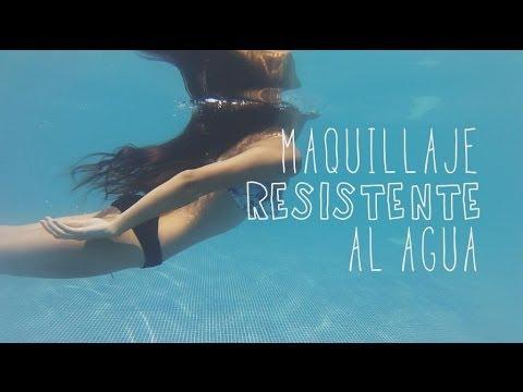 MAQUILLAJE RESISTENTE AL AGUA + OUTFITS ♡