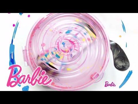 Barbie Gira y Diseña | Barbie