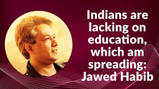 Indians are lacking on education  which
