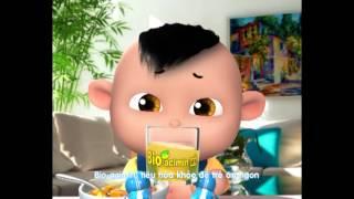 Cooking | Phim hoạt hình quảng cáo Cốm vi sinh Bio acimin New | Phim hoat hinh quang cao Com vi sinh Bio acimin New