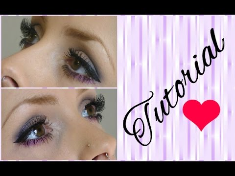 How To Apply False Lashes Quick & EASY!