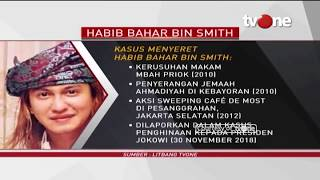 Inilah Profil Habib Bahar Bin Smith Yang Sebut Presiden Jokowi Banci