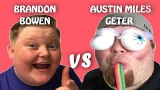 Brandon Bowen Vs Austin Geter (W/Titles) Best Vine Compilation 2017 - Vine Age✔