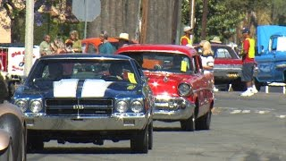 2016 Show and Go Car Cruise Riverside
