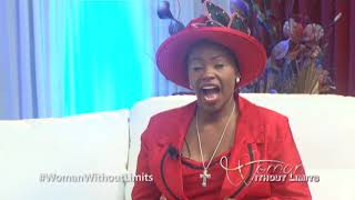 Woman Without Limits - Mary Bahati