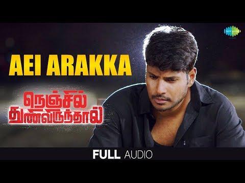 Aei Arakka -Full Audio   Nenjil Thunivirunthal   D.Imman   Benny Dayal   Suseenthiran   Yugabharathi
