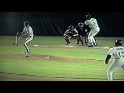 Ellis Burks Inside-The-Park Home Run Mile High Stadium