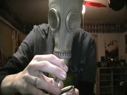 Gas mask collection Video