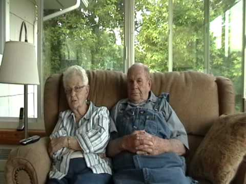 Grandma And Grandpa (3 Of 3) video