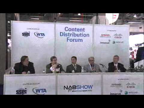 Winning the Living Room War: Satellite vs. Cable vs. Fiber - NAB Show 2009
