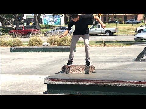 100% Mind Melting Skateboard Talent!