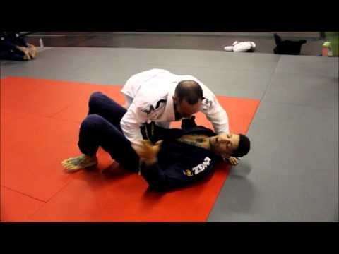 BJJ / MMA Techniques | Sweep | Taking Back from Bottom Half Guard | Inferno, Marlboro NJ Image 1
