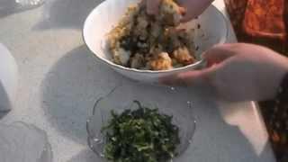 How to make aloo bhorta
