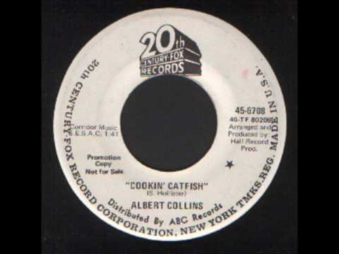 Albert Collins - Coockin Catfish.wmv