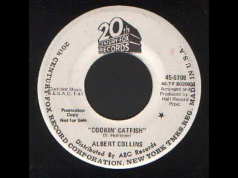 Albert Collins - Coockin Catfish.wmv