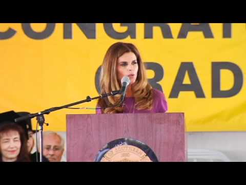 USC Annenberg School of Communication Commencement Address by Maria Shriver
