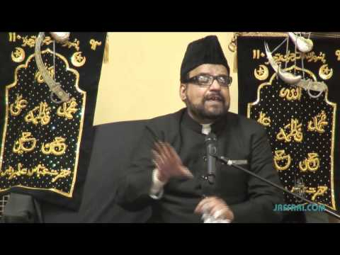 17th Safar 1435 Maulana Abid Bilgrami