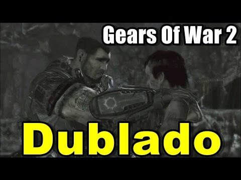 Gears of war 2 a morte de maria dublado
