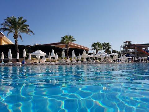 Crystal Paraiso Verde Resort & Spa Turkey Отдых.Турция . Белек.