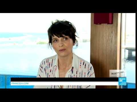 A l'affiche - Juliette Binoche, actrice sans frontières !
