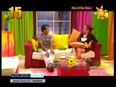 Bandu Samarasinghe Jokes.....නිරෝශා කොට්ටෙන් වහගනී video