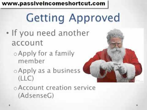 How to Make Money With Adsense in 2013 (Part 1 of 6) *updated*