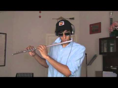 The Lazy Song - Bruno Mars - Flute Music Videos
