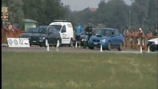 escort cosworth vs subaru 1 sparo