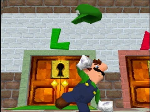 "Super Mario 64 DS - Episode 11 ""Luigi Time!"""