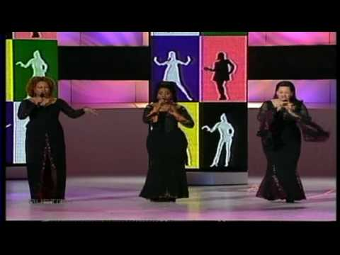 Eurovision 2000 24 Austria *The Rounder Girls* *All To You* 16:9 HQ klip izle