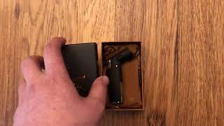 GQ Goldnconn Jet Torch Lighter Review