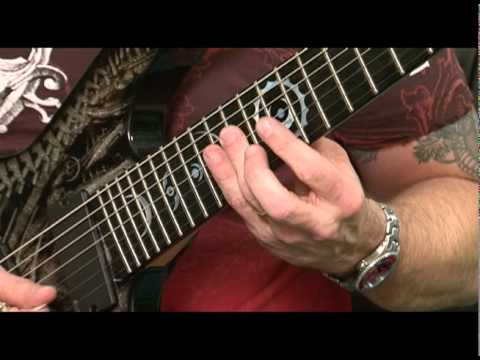 Rusty Cooley - Lick Of The Week