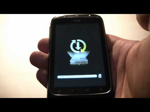 How To Restore An HTC Wildfire S Smartphone To Factory Settings