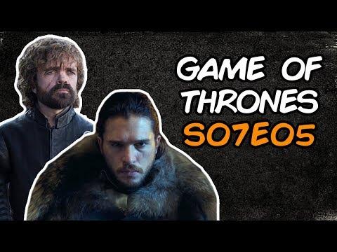 Tyrion Diplomata Em Game Of Thrones S07e05 Discuss O Do