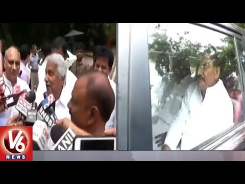 Former CM Kiran Kumar Reddy To Join Congress In Presence Of Rahul Gandhi | V6 News